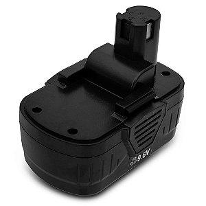 Bateria da Parafusadeira HAMMER 9,6V(16) GYPF-96