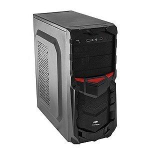 Gabinete Gamer C3tech Mt-g50 Bk Sem Fonte