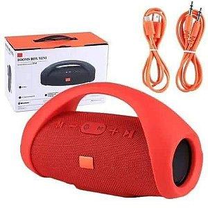 Caixa de Som Bluetooth Boombox