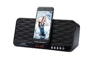 Caixinha Som Bluetooth Portátil Usb Sd Aux Fm Mp3 Android - Ws5239