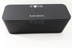 Caixa Som Radio Usb Fm Bluetooth Card Chamada Tel -RAD-B5331
