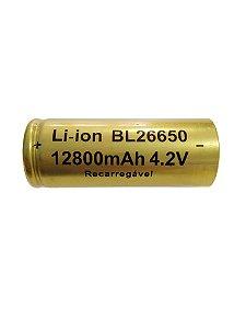 Bateria Recarregavel2665012000mah 4.2v Li-ion