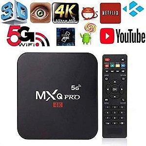 MX Pro Android Transforme tv Smart 4gb ram 32gb memoria