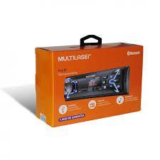 Som Automotivo Mp3 Player Multilaser Pop P3335