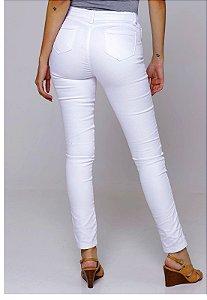 calça branca basica