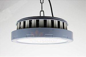 Luminária Ufo Led Industrial High Bay 200W