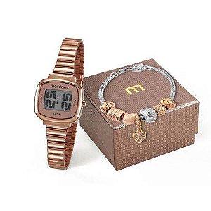 e59f6136463 Relógio feminino mondaine