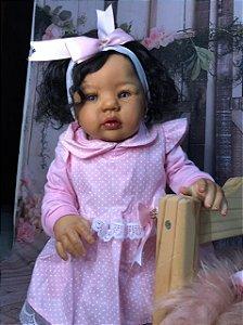 Bebê Reborn Fernanda - Pronta Entrega