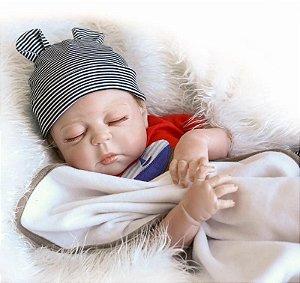 Bebê Reborn Menino Lucca - Pronta entrega