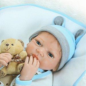 Bebê Reborn Caio