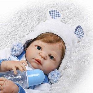 Bebê Reborn Allan