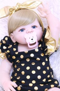 Bebê Reborn Clarissa