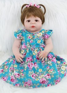 Bebê Reborn Mirella -Pronta entrega