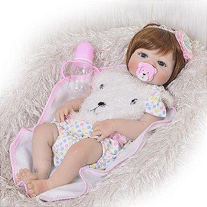 Bebê Reborn Maiara - Pronta entrega