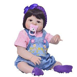 Bebê Reborn Adriane- Pronta entrega