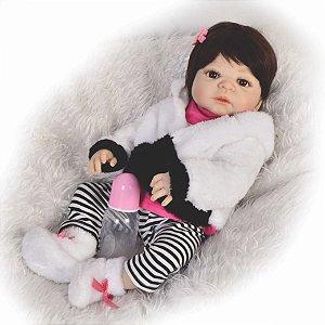 Bebê Reborn Rebeca - Pronta Entrega
