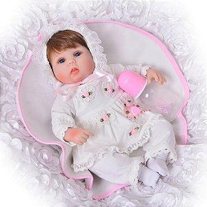 Bebê Reborn Emma - PRONTA ENTREGA