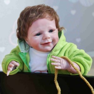 Bebê Reborn Vinicius