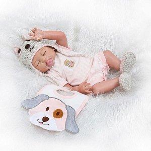 Bebê Reborn Andressa