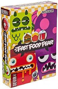 Fast Food Fear - Devir
