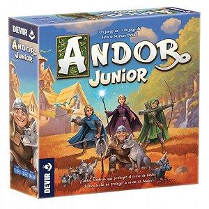 Andor Júnior - Devir