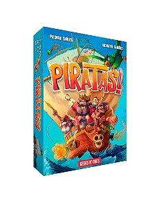 Piratas - geek n' orcs
