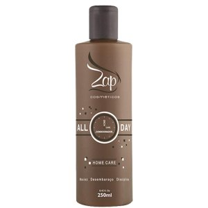 Condicionador All Day Home Care Trata Limpa Repara Zap Cosméticos 250ml