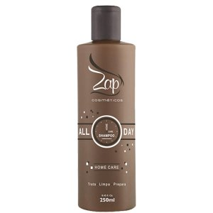 Shampoo All Day Zap Cosméticos 250ml