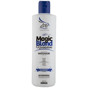 Magic Blond Revolution Matizador para Loiros Zap Cosméticos 500ml