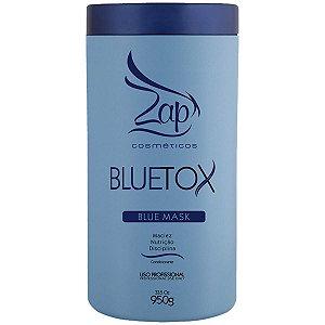 Bluetox Máscara Redutora de Volume Botox Para Loiros Zap Cosméticos 950g