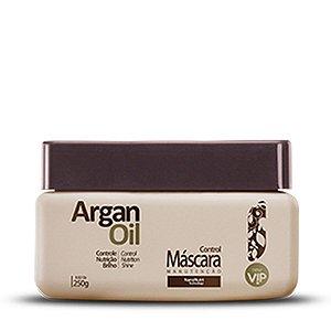 Máscara Manutenção Argan Oil Vip Cosméticos 250ml