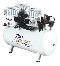 Compressor 50VF-150 - Top Silence AirZap