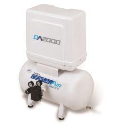 Compressor DA2000-40VFP - Isento de Óleo AirZap