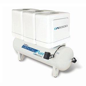 Compressor DA6000-120VFP - Isento de Óleo AirZap