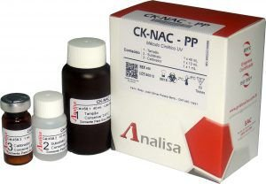 Reagente CK-NAC - PP - MHLab