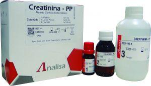 Reagente CREATININA - MHLab