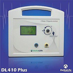 DL410 - Monitor cirúrgico oxipet plus vet - DeltaLife