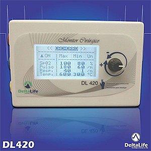DL420 - Monitor cirúrgico vet - DeltaLIfe