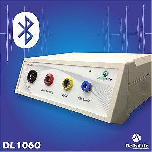 DL1060 - Monitor multiparamétrico bluetooth vet - DeltaLife