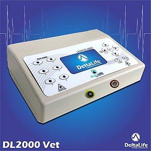 DL2000 - Laser veterinário - DeltaLife