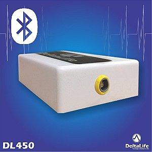 DL450 - Oxímetro via bluetooth - DeltaLife