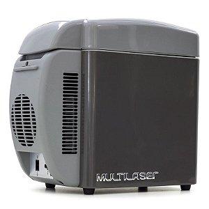 Mini Geladeira Cooler Multilaser Automotivo 7 litros TV008 - 12V
