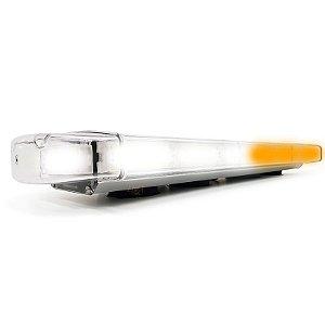 Giroflex Giro LED Duplo - Plataforma Guincho Reboque Sinalizacao - 76cm 12V