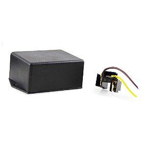 Modulo Canceller C/ Chicote e Adaptador H4 para Farol LED - Novo Troller T4 2015 / 16 / 17 / 18 / 19