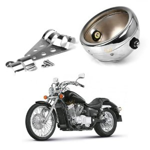 Suporte Bojo P Farol De Led 5.75 (5 3/4) Pol P Moto Custom