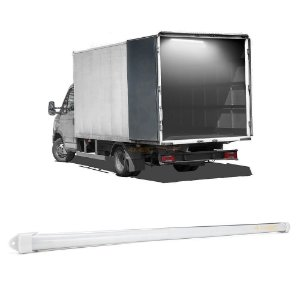 Barra de LED Fita 12V 7w 6000K Branco - 50cm - Und