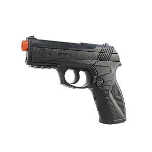 Pistola de airsoft C11 Rossi á gás CO2 GNBB - Cal. 6mm