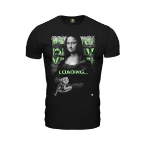 Camiseta estampada Vidi Vici Monalisa - Team six