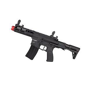 Rifle de airsoft elétrico AEG Neptune Keymod PDW ROSSI - Cal. 6mm