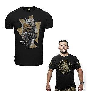 Kit 02 camisetas estampadas Vini vici - Team six